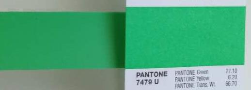 Pantone 7479 U